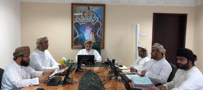 اجتماع وزارة الاسكان في سلطنة عمان - تويتر