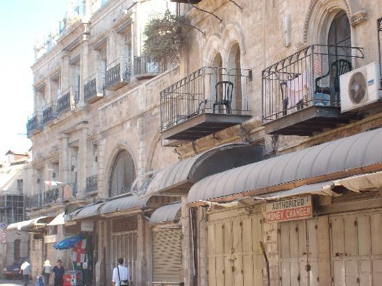 فندق الامبريال في القدس